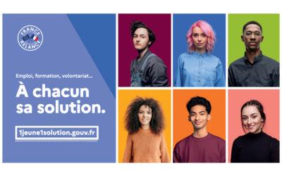 Plateforme #1jeune1solution